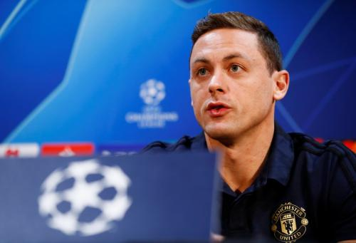Nemanja Matic (Foto: Reuters)