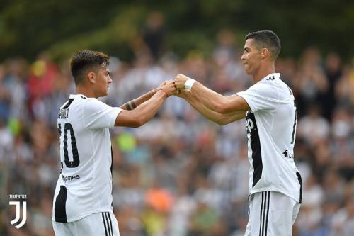 Ronaldo dan Dybala
