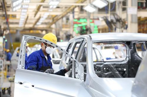 Pabrik mobil Wuling
