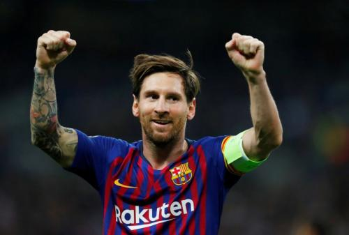Lionel Messi (Foto: Reuters)