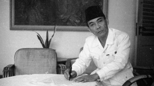 Presiden Soekarno/foto: Getty Images