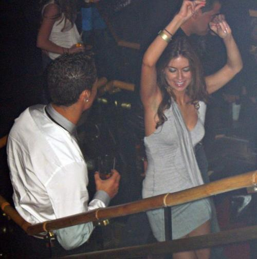 Cristiano Ronaldo dan Kathryn Mayorga bertemu di sebuah hotel di Las Vegas