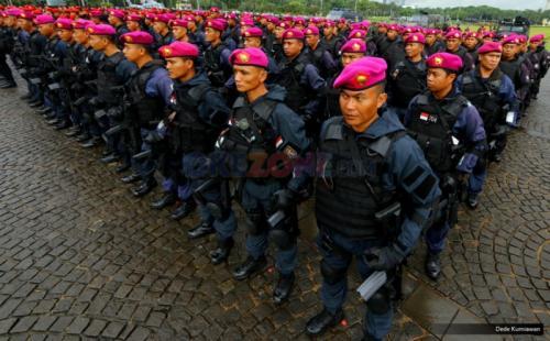 Marinir TNI AL