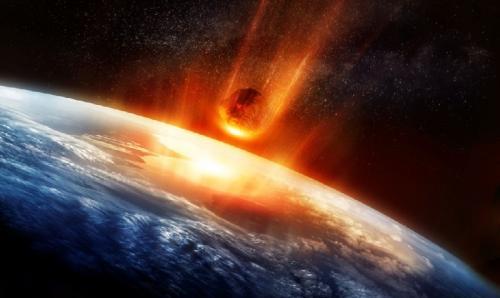 Ilmuwan Temukan 'Fosil Es' pada Meteorit Berusia 4,6 Miliar Tahun