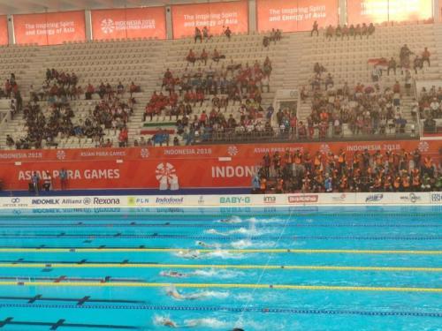 Renang Asian Para Games