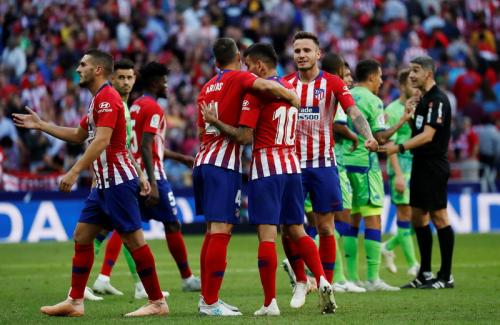 Atletico Madrid (Foto: Reuters)