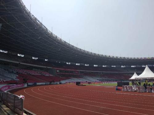 Stadion Utama Gelora Bung Karno (SUGBK) untuk jadi tuan rumah Piala Dunia 2034