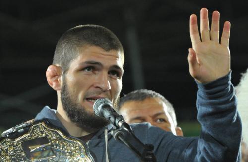 Khabib Nurmagomedov (Foto: Reuters)