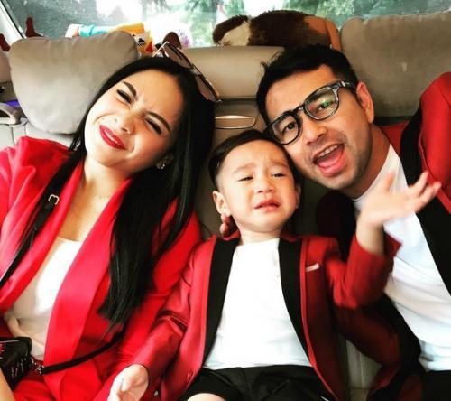 Raffi Ahmad mengaku, saat ini menambah momongan bukan prioritas baginya dan Nagita Slavina. (Foto: Instagram)