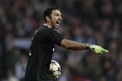 Gianluigi Buffon (Foto: AFP)
