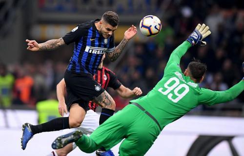 Inter punya rekor bagus atas Milan dalam lima pertandingan terakhir