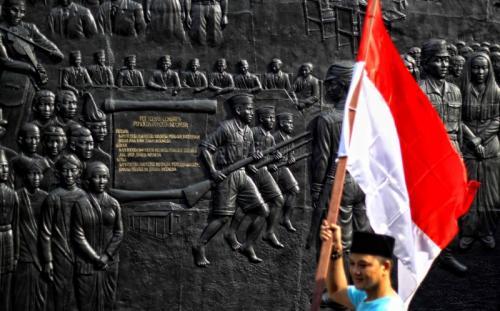 Pameran bertajuk 'Asal-usul Orang Indonesia' ini digelar di Museum Nasional, Jakarta pada 15 Oktober hingga 10 November 2019.