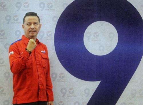 Ketum Rescue Perindo Adin Denny (Dok Perindo)