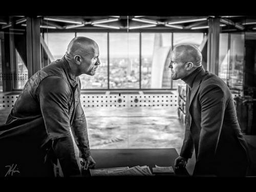 Hobbs and Shaw akan memulai debutnya di box office Amerika Utara pada Jumat (2/8/2019). (Foto: Universal Pictures)
