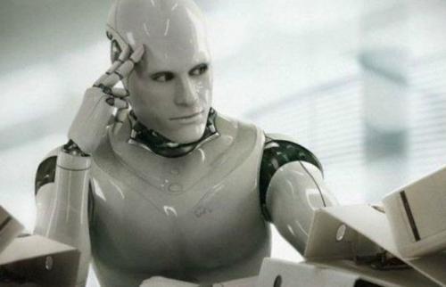 Robot asmara memiliki kemampuan kecerdasan buatan (artificial intelligent).
