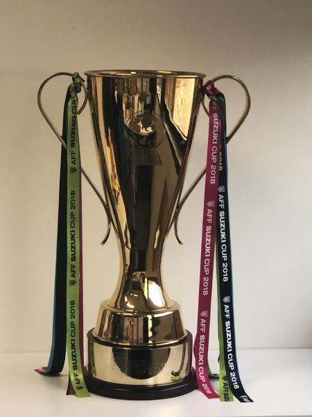 Trofi Piala AFF (Foto: PSSI)