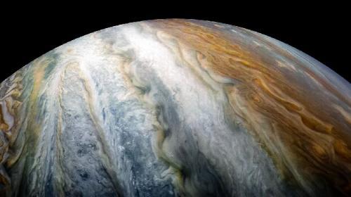 Empat Satelit Besar Jupiter Terlihat dari Bumi