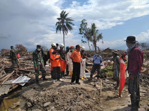 Dampak Bencana di Sulteng