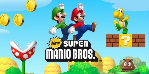 Game Super Mario Bros. (Foto: Nintendo)