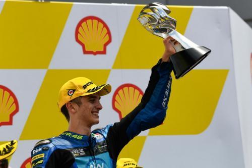 Luca Marini (Foto: Laman resmi MotoGP)