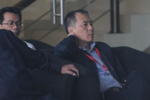 Mantan Presiden Direktur PT Lippo Cikarang, Bartholomeus Toto tersangka suap proyek Meikarta. (Dok Okezone.com/Arie Dwi Satrio)