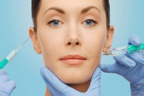 Filler dengan bahan alami menyatu ke dalam kulit