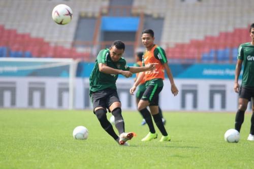 Rizky Pora telah resmi dicoret dari Timnas Indonesia