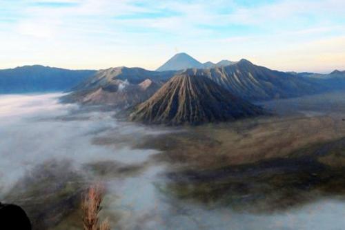 Gunung Bromo (Dok Okezone)