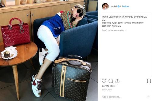Inul Daratista Instagram