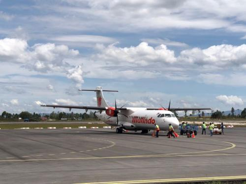 Ilustrasi Malindo Air.