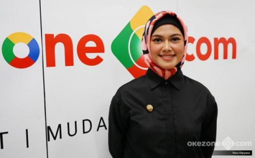 Asmin Laura Hafid (Okezone)