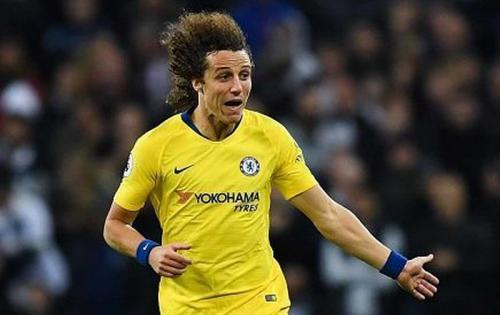 David Luiz diisukan bakal bergabung dengan Arsenal