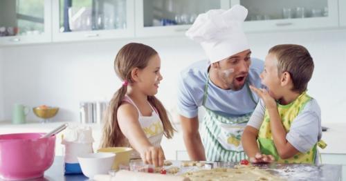 papa masak