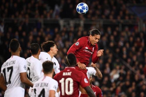 PSG vs Liverpool