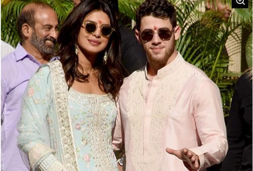 Nick Jonas dan Priyanka Chopra
