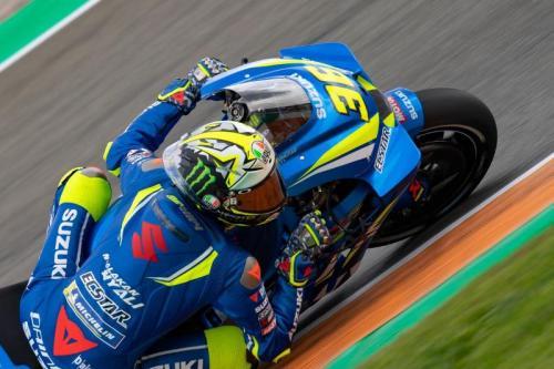 Joan Mir (Foto: Laman resmi MotoGP)