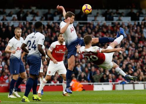 Arsenal vs Spurs