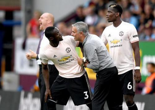 Mourinho di Man United