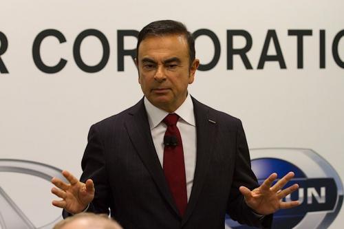 Mantan CEO Nissan