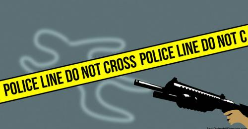 Illustrasi Penembakan