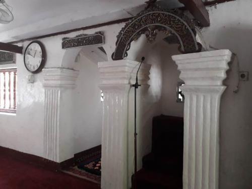 Masjid Al Alam Marunda (Foto : Achmad Fardiansyah/Okezone)