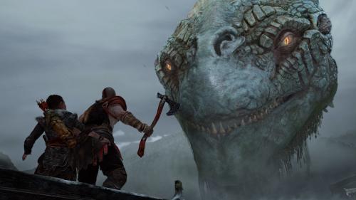 Salah satu game yang akan dapat dimainkan di PlayStation 5 ialah seri God of War.