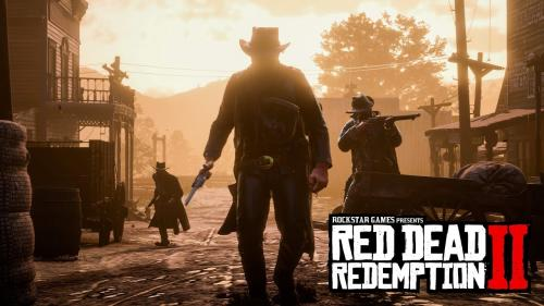 Game Red Dead Redemption 2 resmi hadir di PC.