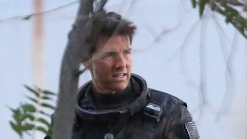 Tom Cruise di Mission: Impossible