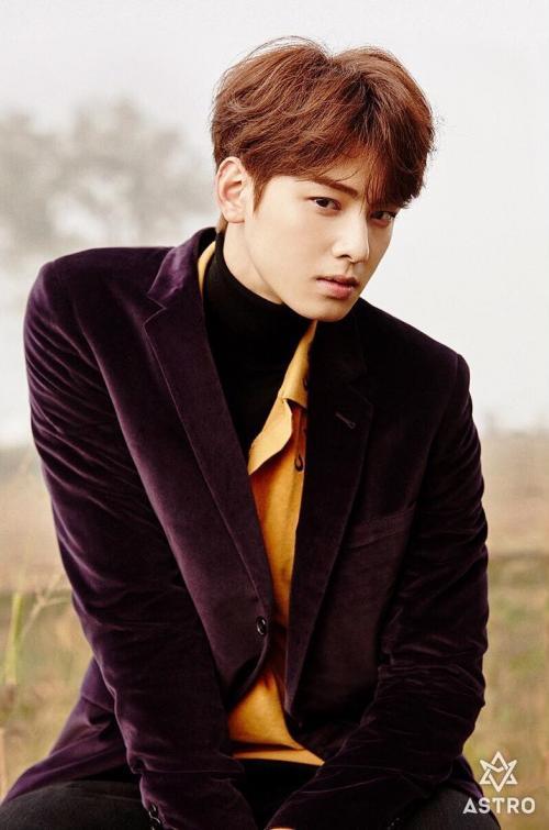 Cha Eun Woo. (Foto: Fantagio)