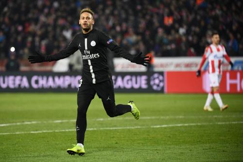Neymar Jr (Foto: Twitter/@ChampionsLeague)