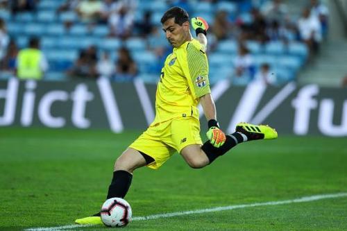 Iker Casillas (Foto: Sportskeeda)