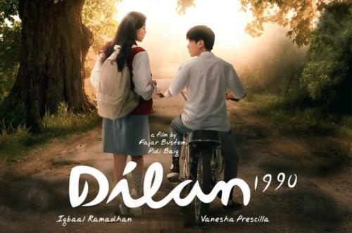 Poster film Dilan 1990