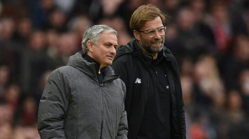 Mourinho dan Klopp