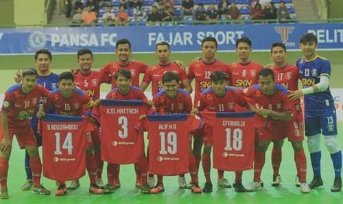 SKN FC Kebumen (Foto: Instagram SKN FC Kebumen)